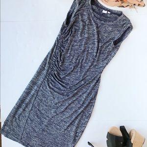 3/$20 Gap Softspun Dress Ruched Side